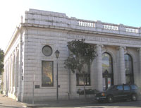 Clarke Museum & Visitor Center originally Eureka Bank  1911