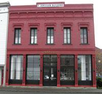 Janssen Building on First St