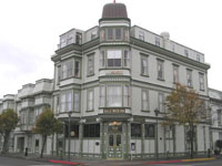 The Inn at 2nd & C  1886