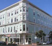Orginally the Vance Hotel